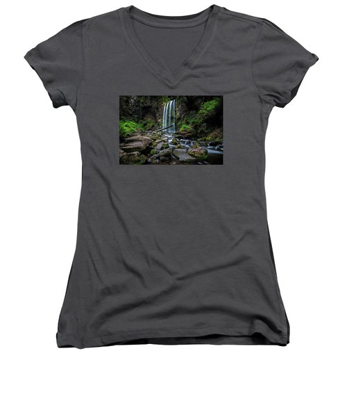 Hopetoun Falls Women's V-Neck