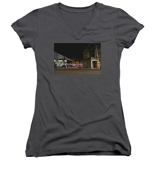 Hull Blade - City Of Culture 2017 Women's V-Neck