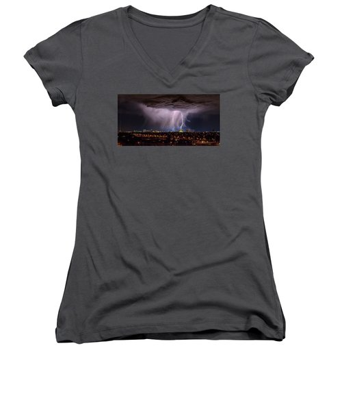 I Am So Glad We Had This Time Together Women's V-Neck