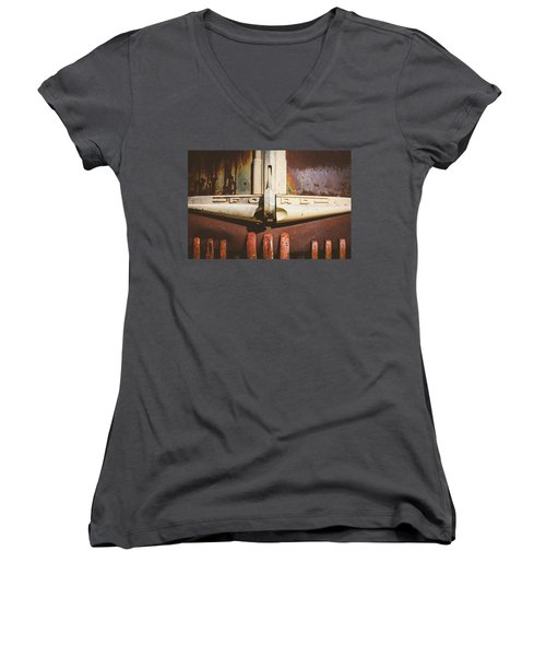 I Could Take A Trip Women's V-Neck (Athletic Fit)