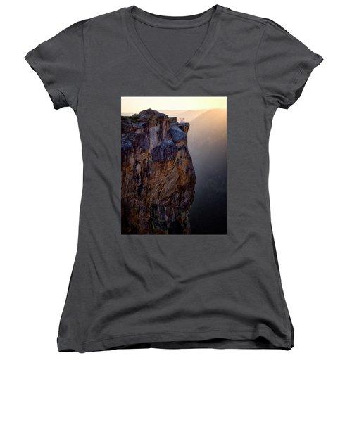 I Do Women's V-Neck T-Shirt