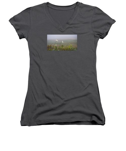 I Watched You Walk Away Women's V-Neck
