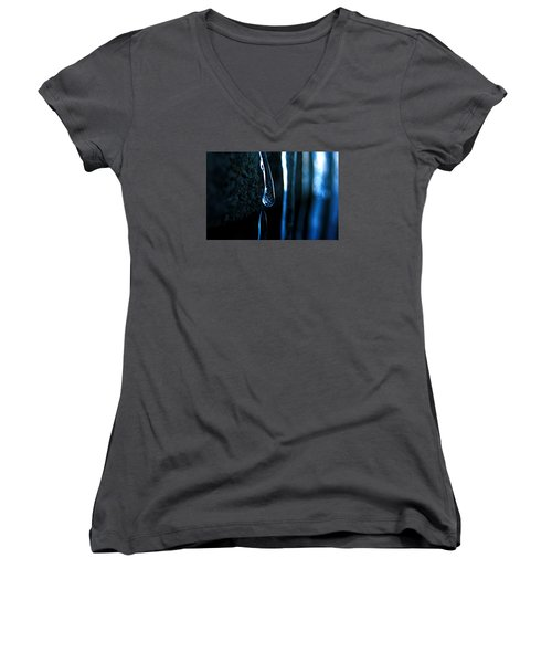 Ice Formation 09 Women's V-Neck