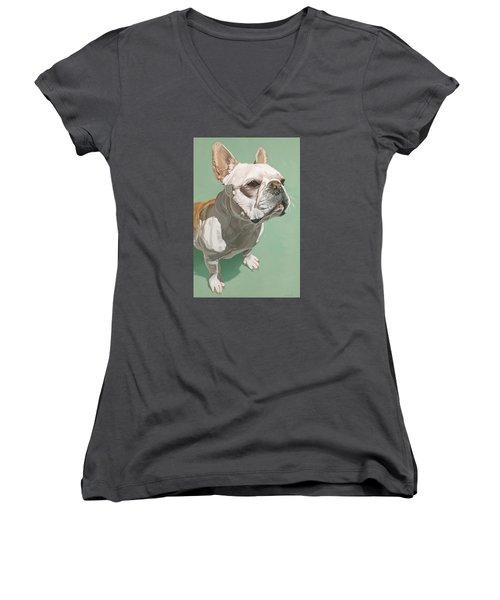 Ignatius Women's V-Neck T-Shirt