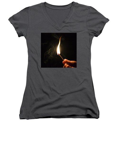 Ignition Women's V-Neck