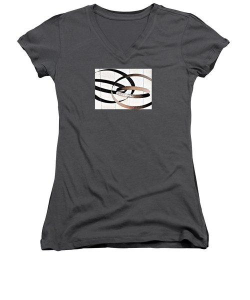 The Teen Age Years Women's V-Neck (Athletic Fit)