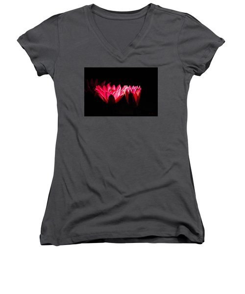 In Light There Is Hope Women's V-Neck