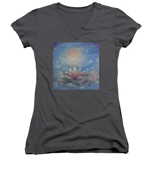 In Living Color Women's V-Neck T-Shirt
