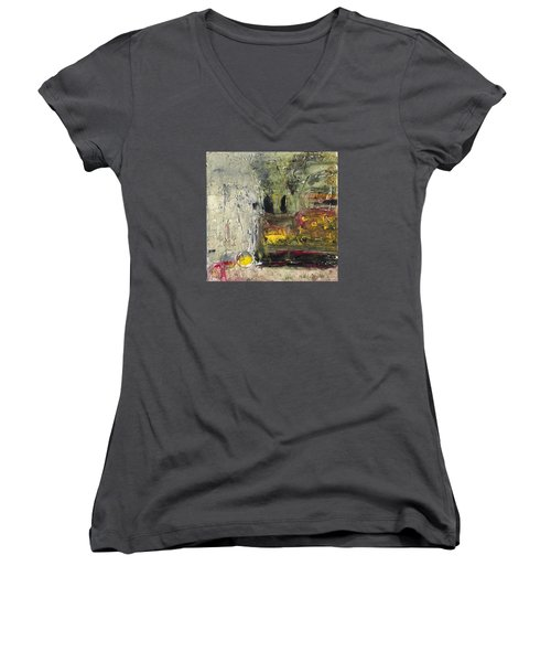 Industry Women's V-Neck T-Shirt (Junior Cut)