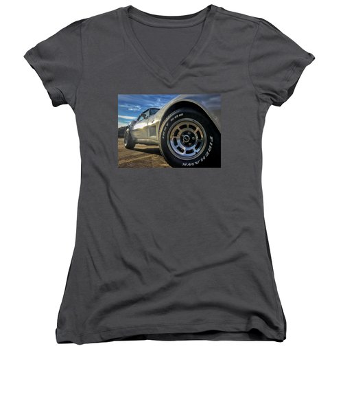Indy 500 Color Women's V-Neck