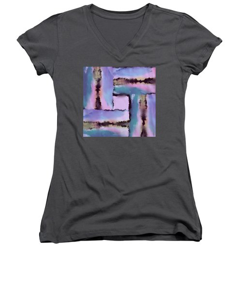 Influences Women's V-Neck T-Shirt