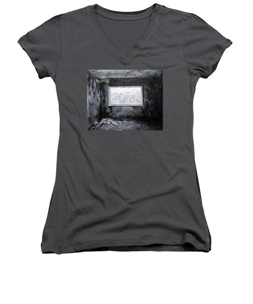 Inner Sanctum Women's V-Neck T-Shirt