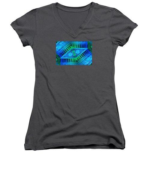 Insanity Women's V-Neck T-Shirt