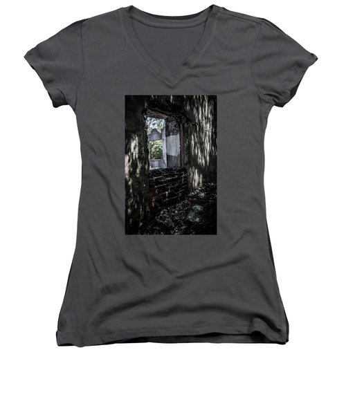 Into The Ruins 4 Women's V-Neck