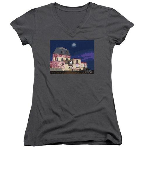 Invoking Revival  Women's V-Neck T-Shirt