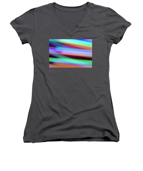 Iridescence Women's V-Neck