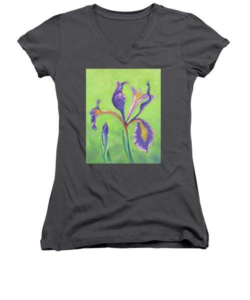 Iris For Iris Women's V-Neck