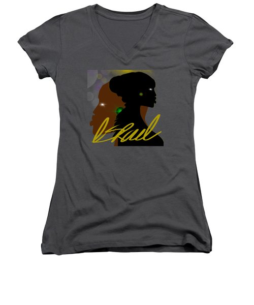 Israelite Women's V-Neck (Athletic Fit)
