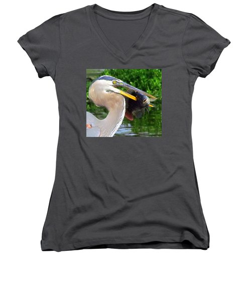 It Must Be Friday Women's V-Neck (Athletic Fit)