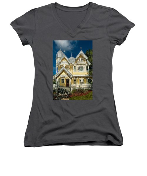 J. P. Donnelly House Women's V-Neck