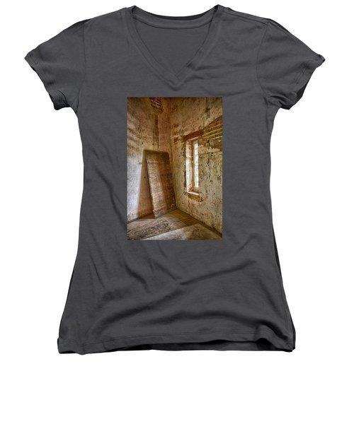 Jail House Wall Women's V-Neck