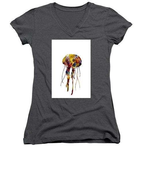 Jellyfish Women's V-Neck