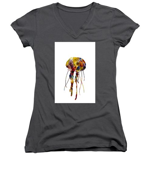 Jellyfish Women's V-Neck