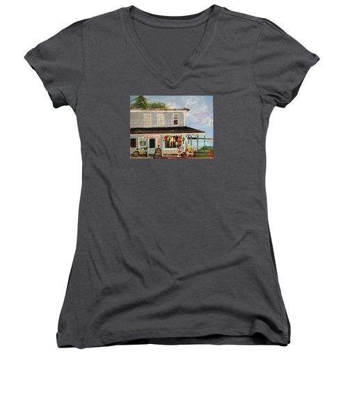 Jenn's Store Women's V-Neck T-Shirt