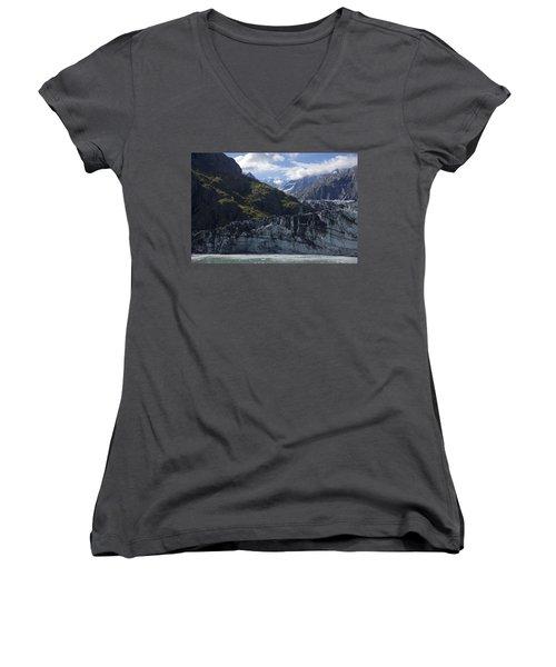 John Hopkins Glacier 15 Women's V-Neck (Athletic Fit)