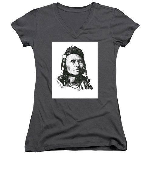 Joseph Women's V-Neck T-Shirt