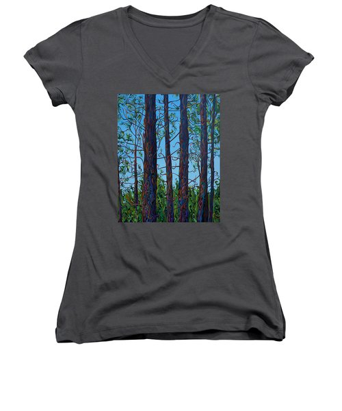 Jubilant Communitree Women's V-Neck