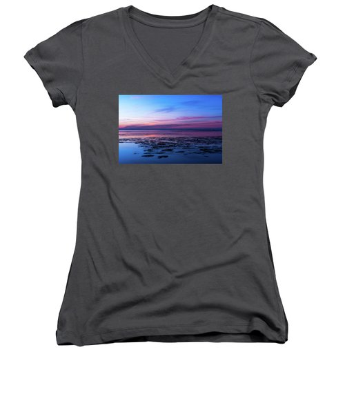Slave To Your Mind Women's V-Neck T-Shirt