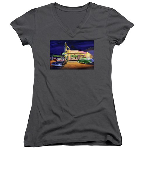 Just Married Women's V-Neck