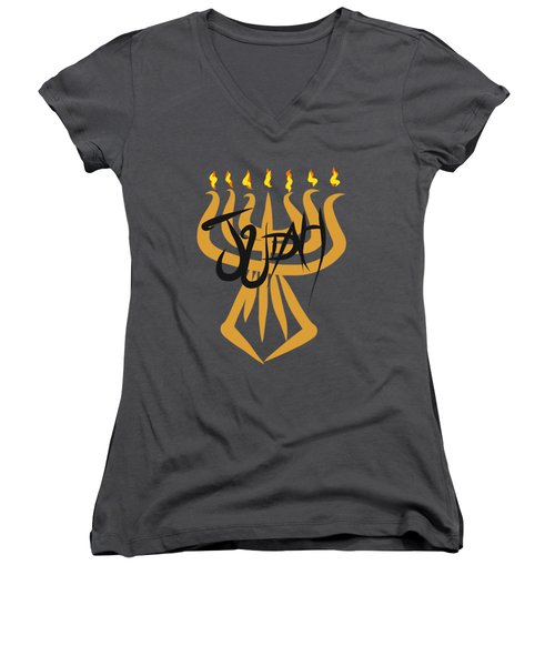 Juuuuuuudah Women's V-Neck