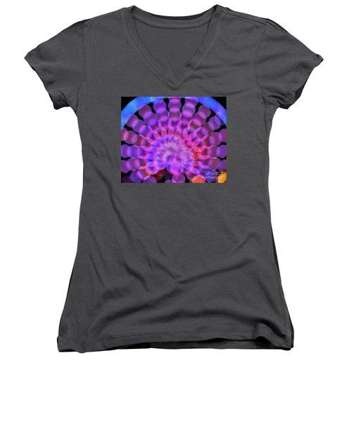 Kaleidoscope5 Women's V-Neck