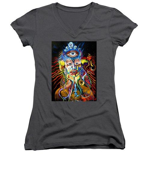 Kali Women's V-Neck