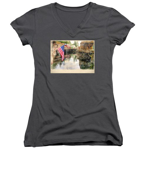 Ketchikan Women's V-Neck