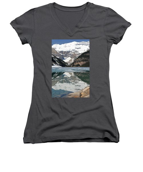 Lake Louise Women's V-Neck (Athletic Fit)