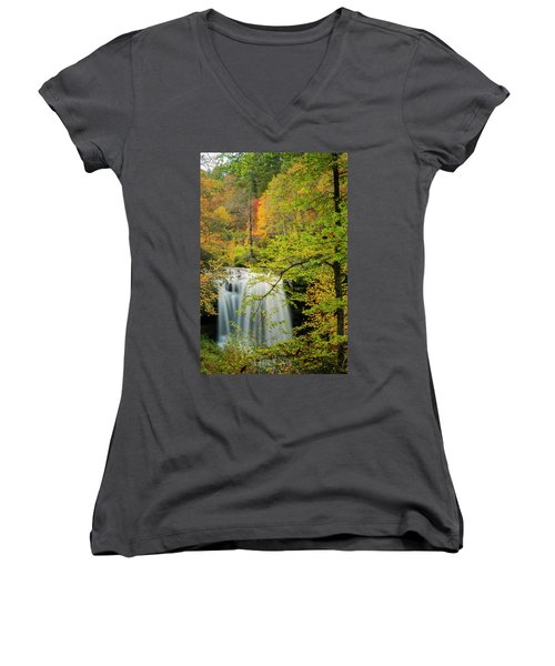 Land Of The Noonday Sun Women's V-Neck (Athletic Fit)