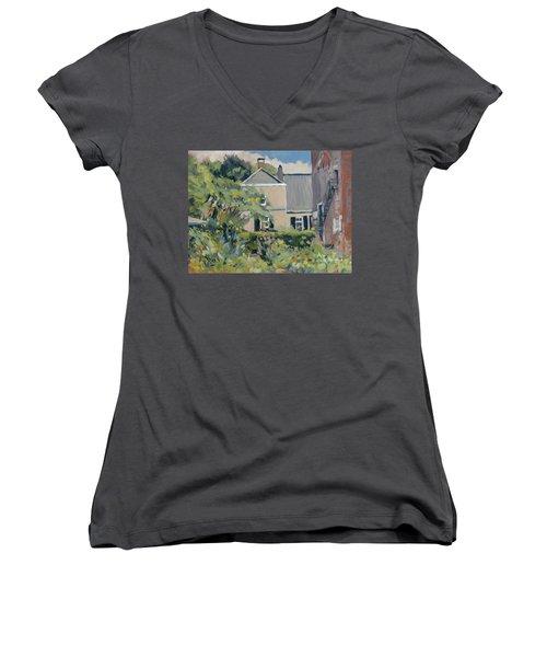 Landgoed Poelwijk Gendt Women's V-Neck T-Shirt