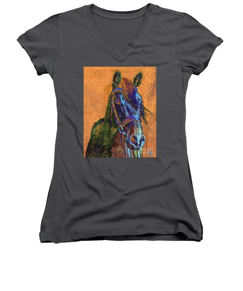 Laredo Women's V-Neck T-Shirt