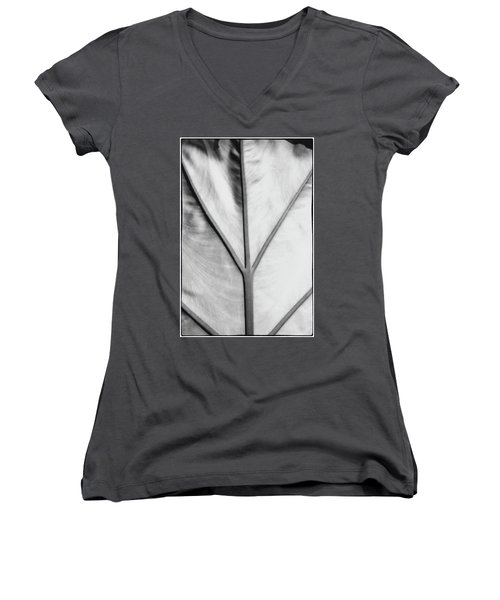 Leaf1 Women's V-Neck (Athletic Fit)