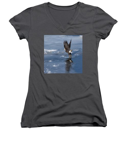 Lift Off Women's V-Neck (Athletic Fit)