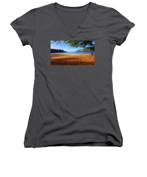 Lihue  Women's V-Neck