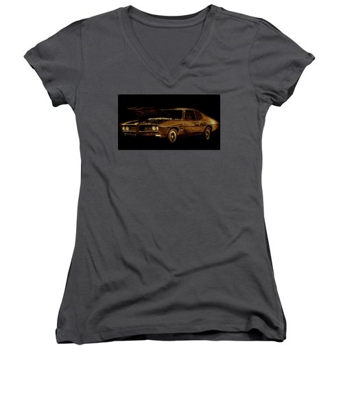 Lil Gto Women's V-Neck T-Shirt