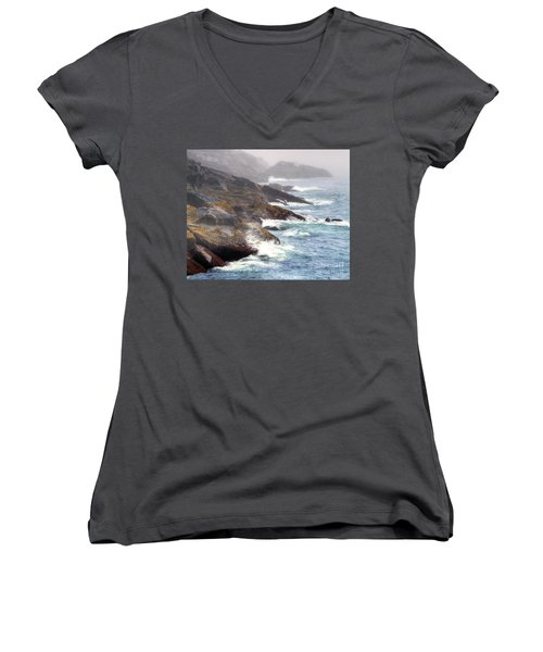 Lobster Cove Women's V-Neck T-Shirt