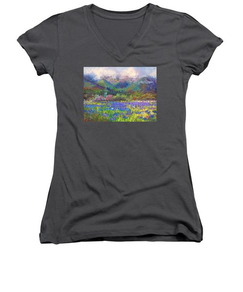 Local Color Women's V-Neck