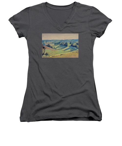 Long Shadows Schweiberg Women's V-Neck T-Shirt