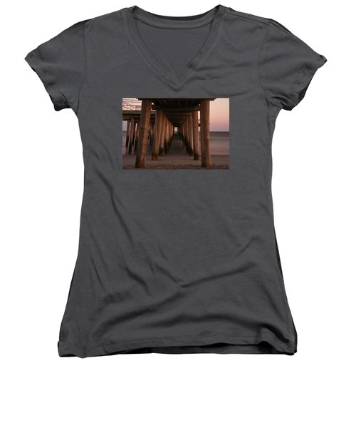 Looking Into Infinity Women's V-Neck