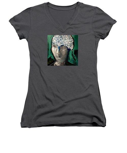 Loose Ends Women's V-Neck T-Shirt